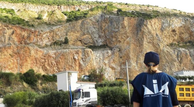 Cemento a disposizione del clan dei casalesi: sequestrato il tesoro di Alfonso Letizia