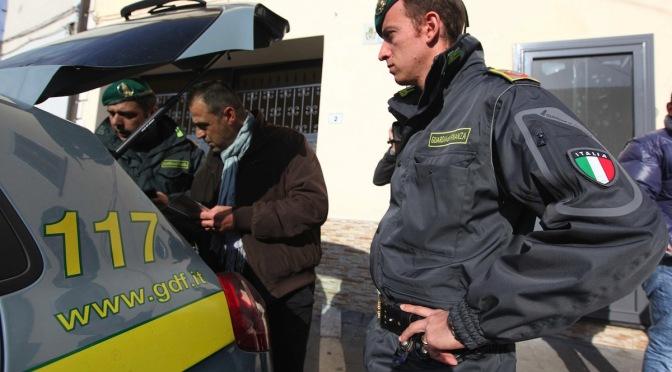 Casalesi/Sequestrati dalla finanza beni per 40 milioni di euro all'imprenditore Sagliocchi