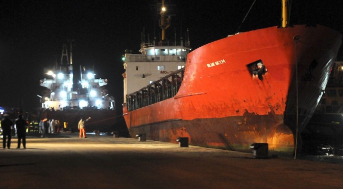 I clandestini e le rotte dei rifiuti tossici, il business delle navi a perdere