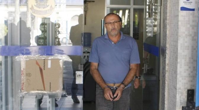 """Stanato in Brasile il """"superpentito""""  e boss sanguinario Pasquale Scotti"""