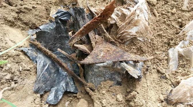 I rifiuti campani nelle discariche pugliesi. Il traffico transfrontaliero non si arresta